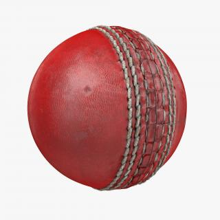 Cricket Ball 3D