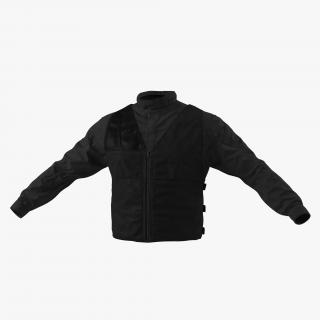 SWAT Uniform 8 3D model