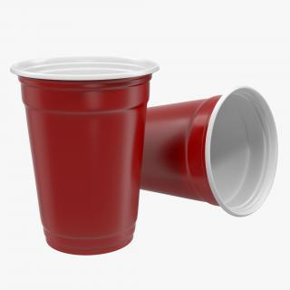 3D model Solo Cup