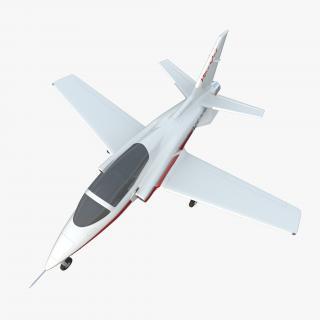 3D model Sport Aircraft ViperJet 2