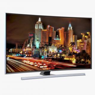 Samsung 4K UHD JU7500 Series Curved Smart TV 48 Inch 3D