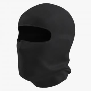Balaclava Face Mask 3D model