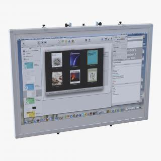 Interactive Whiteboard 3D