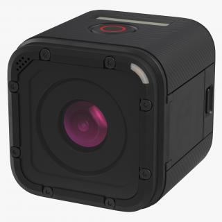 3D model GoPro Hero 4 Session