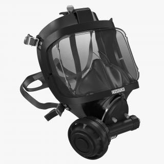 Scuba Mask 3 3D