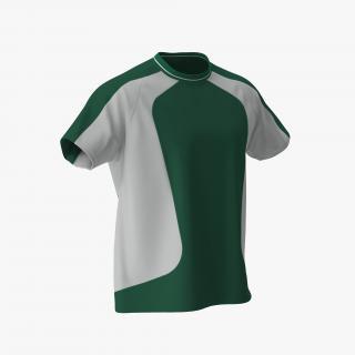 TShirt Green 3D