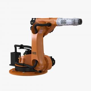 3D Kuka Robot KR 30-4 KS