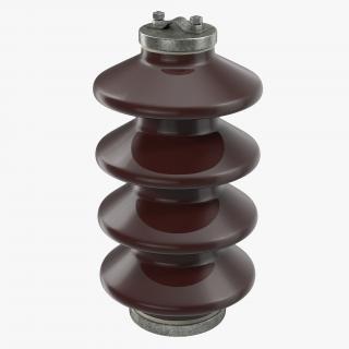 Ceramic Insulator 3D