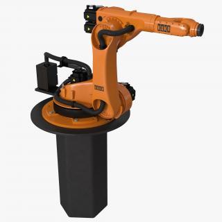 3D Kuka Robot KR 60-4 KS