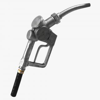 Retro Fuel Nozzle 3D