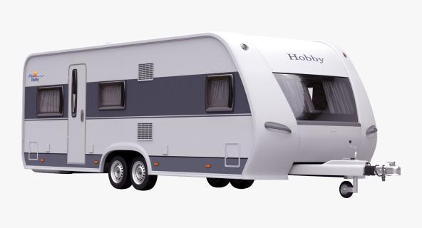 Hobby Caravan Prestige 3D