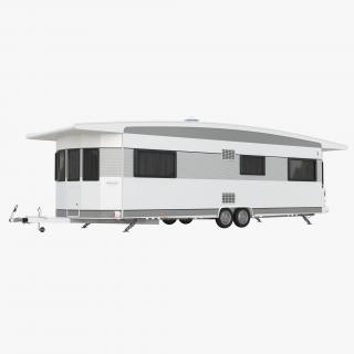 Hobby Caravan Landhaus 3D