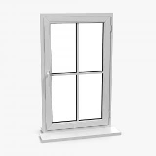 3D Plastic Window 2