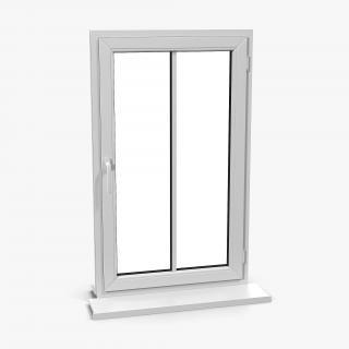 3D Plastic Window 4