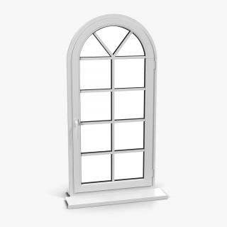 3D Plastic Window 7
