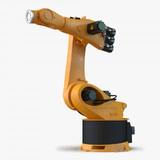Kuka Robot KR-360 Fortec 3D model