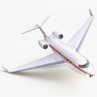 3D Business Jet Gulfstream G650 model