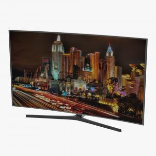 Generic Curved TV 3D