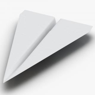 3D Paper Plane 6 model