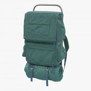 3D Camping Backpack