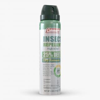 3D Mosquito Repellent model