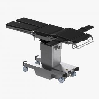 3D Universal Operating Table Generic model