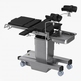 Medical Electric Gynecological Operating Table Generic 3D model