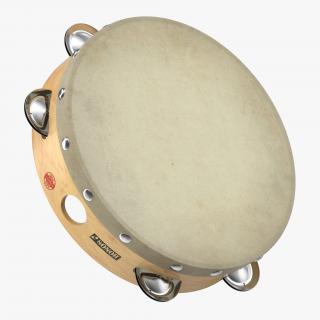 3D Orchestral Tambourine