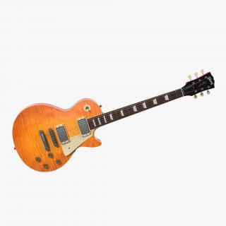 Electric Guitar 2 3D