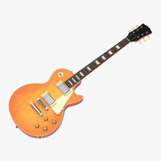 3D model Electric Guitar 2 Generic
