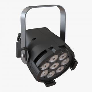 3D Source Four LED Generic model
