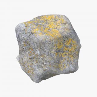 Stone 6 3D model
