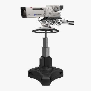Professional Studio CameraDIGISUPER86II 3D model