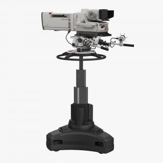 Professional HD Studio Camera Generic 3D