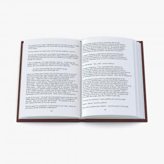 3D Open Book 2
