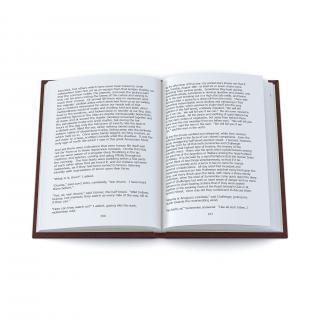 3D Open Book 3