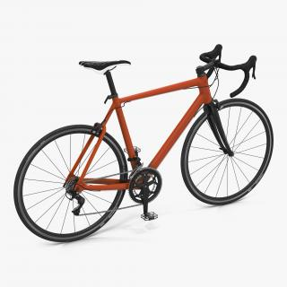 Road Bike Generic 3D