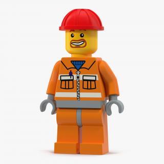 3D Lego Man Builder
