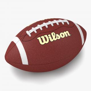 3D model Football Wilson