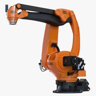 3D Kuka Robot KR-16 L8 arc HW