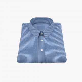 Folded Shirt 3 3D model