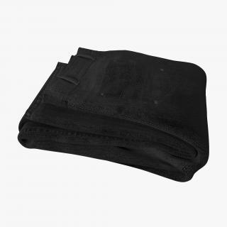 3D Jeans Folded Black model