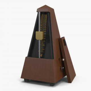 3D Manual Metronome