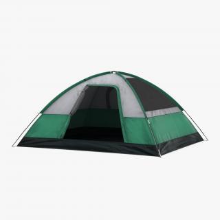 Dome Tent 3D model