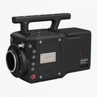 3D Camera Phantom Flex4K
