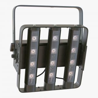 3D model LED Blacklight Altman Spectra UV 30