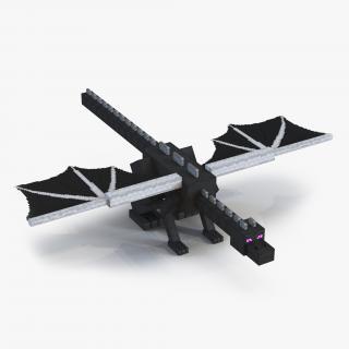 Minecraft Ender Dragon 3D