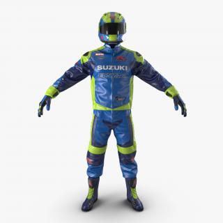 Moto Gear 3D model