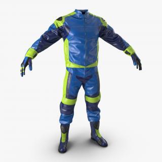 Moto Gear Generic 2 3D model