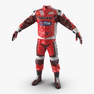 3D Riding Gear 2 model